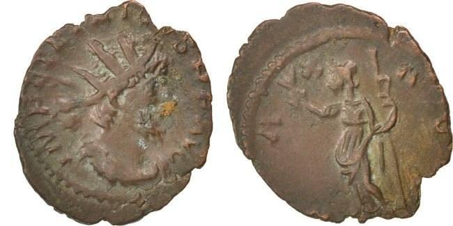 Antoninianus  Tetricus I VF(30-35)