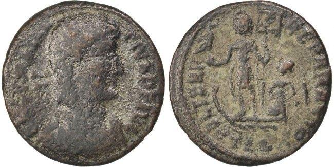 Nummus  Constantius II VF(20-25)