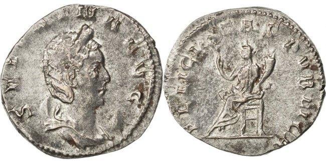 Antoninianus  Salonina AU(50-53)