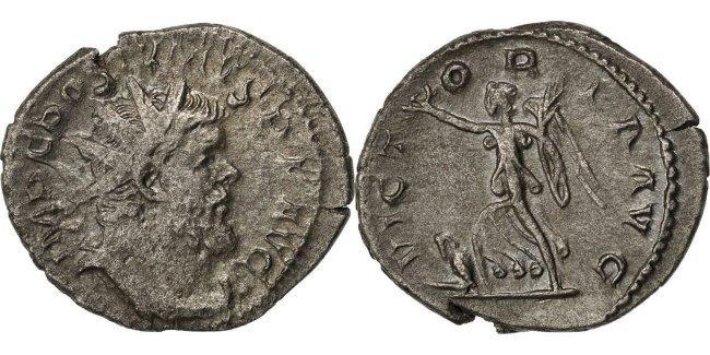Antoninianus  EF(40-45)