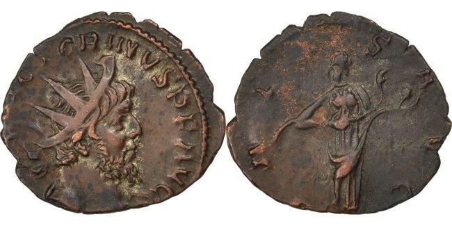 Antoninianus  Victorinus EF(40-45)