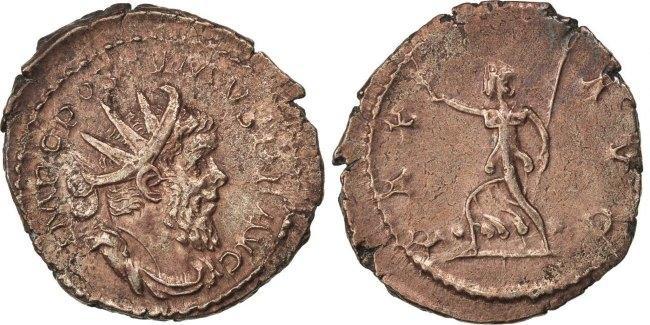 Antoninianus  AU(50-53)