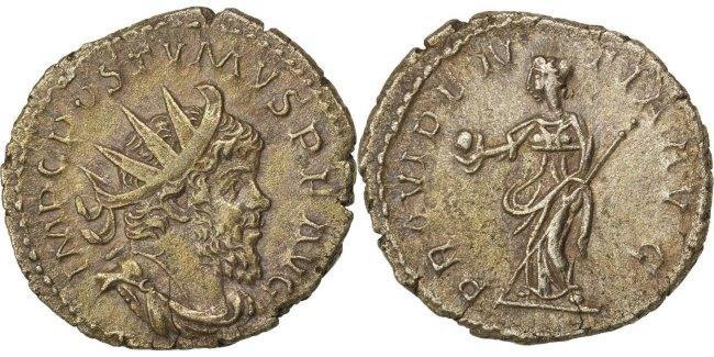 Antoninianus  AU(55-58)