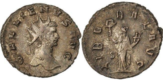 Antoninianus  Gallienus EF(40-45)