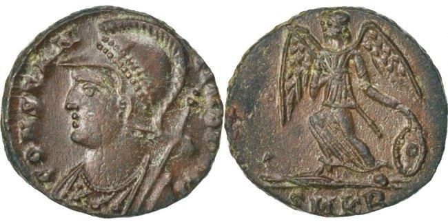 Nummus Kyzikos  EF(40-45)