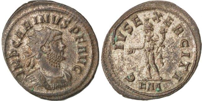 Antoninianus  Carinus AU(55-58)