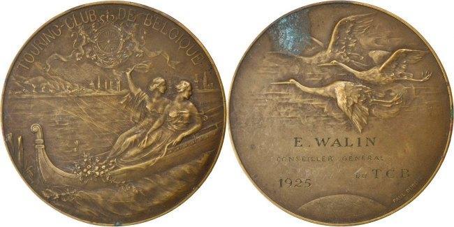Medal Belgien EF(40-45)