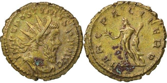 Antoninianus  Postumus AU(50-53)