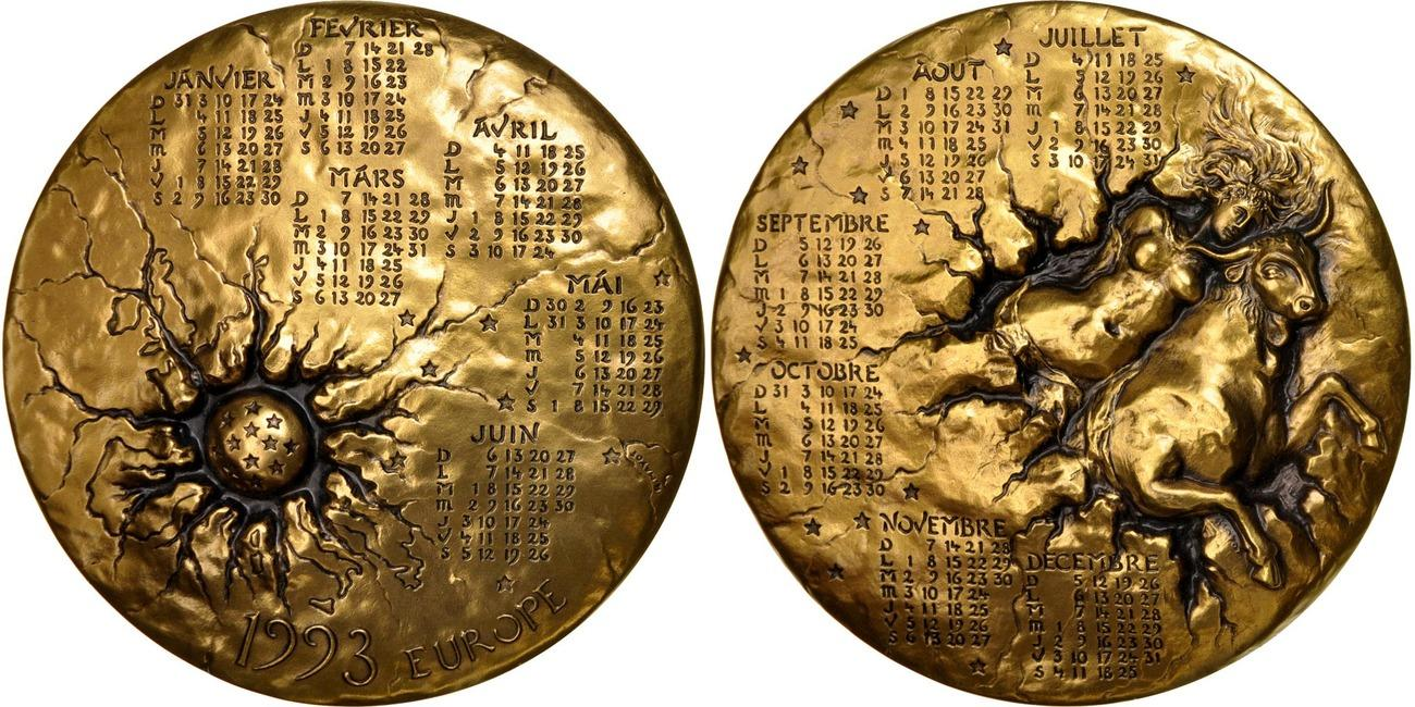 Medal Frankreich AU(55-58)
