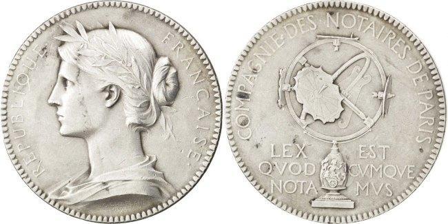 Token 1893 Frankreich EF(40-45)