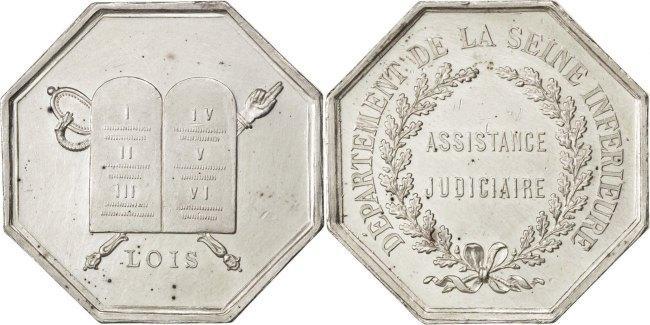 Token Frankreich AU(50-53)