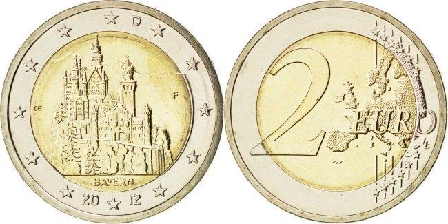 2 Euro 2012 Deutschland MS(63)