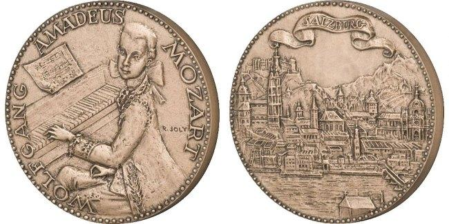 Medal Frankreich MS(65-70)