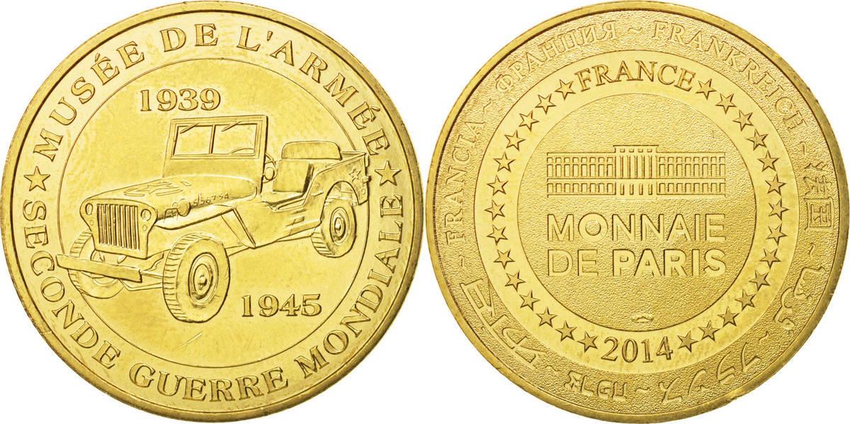 Token 2014 Frankreich MS(63)