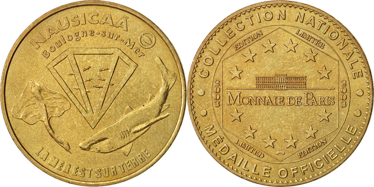 Token 2003 Frankreich MS(63)