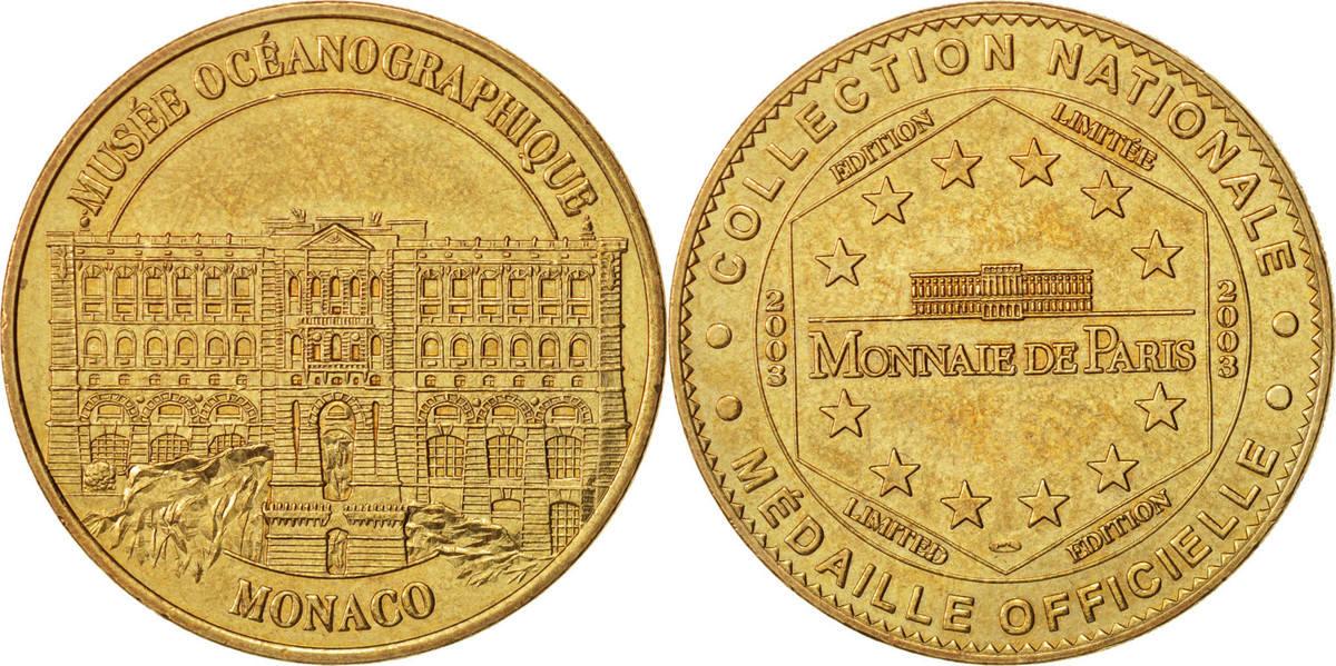 Token 2003 Frankreich AU(55-58)