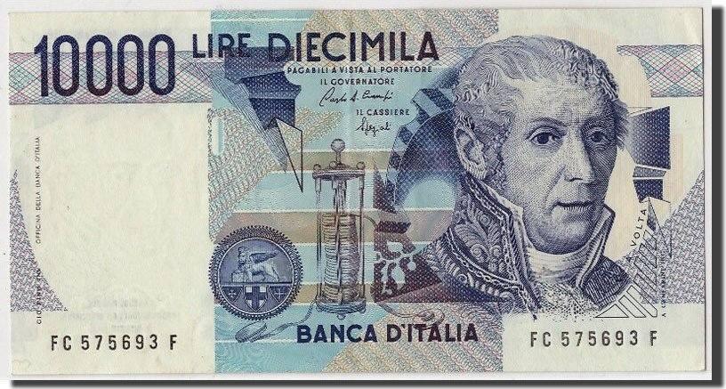 10,000 Lire 1984 Italien UNC(63)