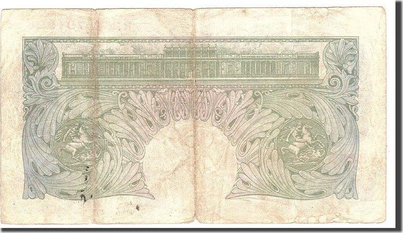 1 Pound 1948 Großbritannien VF(20-25)
