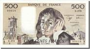 Frankreich 500 Francs