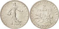 Frankreich 2 Francs Semeuse