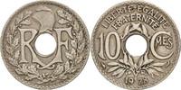 Frankreich 10 Centimes Lindauer