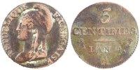 Frankreich 5 Centimes Dupré