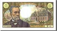 Frankreich 5 Francs 5 F 1966-1970 ''Pasteur'', KM:146a, 1966-11-04, VZ