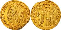 Italien Ducat Münze, Venezia, ALVISE II MOCENIGO, Sequin ou zecchino, SS+