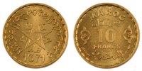 Marokko 10 Francs