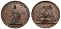 Frankreich Token France, Agriculture and Horticulture, Copper, 19.99