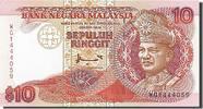 Malaysia 10 Ringgit