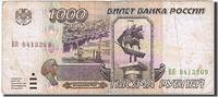 Russland 1000 Rubles