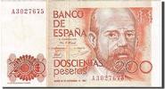 Spanien 200 Pesetas