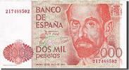 Spanien 2000 Pesetas