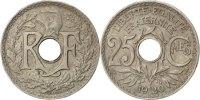 Frankreich 25 Centimes Lindauer
