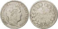 Frankreich 5 Francs Louis-Philippe