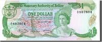 Belize 1 Dollar