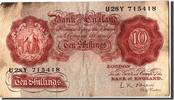 Großbritannien 10 Shillings