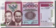 Burundi 10,000 Francs