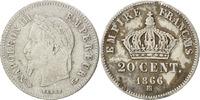 Frankreich 20 Centimes Napoléon III Napoleon III