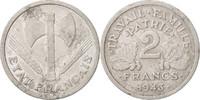 Frankreich 2 Francs Bazor