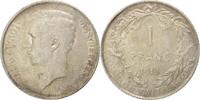 Belgien Franc Silber, KM:72