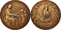 Frankreich Medal French Third Republic, Politics, Society, War