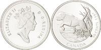 Kanada 50 Cents Elizabeth II, Royal Canadian Mint, Ottawa, STGL, Silb...