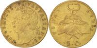 Frankreich Token Vespasianus, SS+, Brass, 28