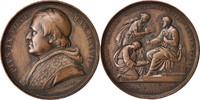 Vatikan Medal L'obole de Saint-Pierre, Religions & beliefs, SS, Bronze