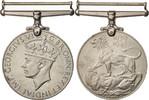 United Kingdom Medal War Medal 1939-45, Excellent Quality, Nickel