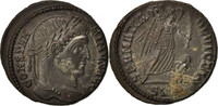 Nummus Constantine I, Trier, VZ, Copper, RIC:VII 435 S