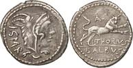 Thoria, Roma, SS+, Silber, Sear:5# 192