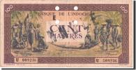 FRENCH INDO-CHINA 100 Piastres Indochina, SPECIMEN, Kolsky 174, KM:73s